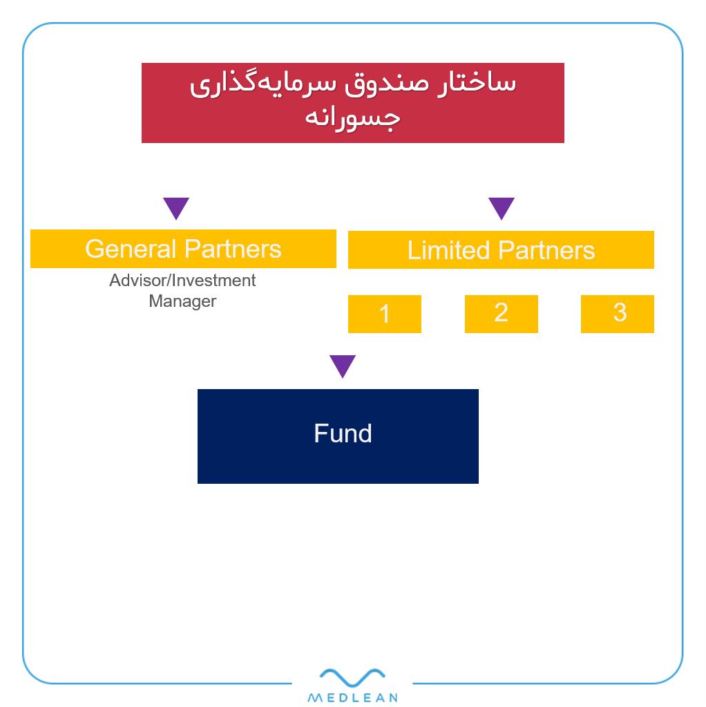 ساختار صندوق سرمایهگذاری جسورانه