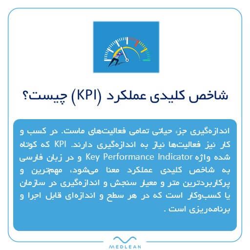 شاخص کلیدی عملکرد KPI چیست